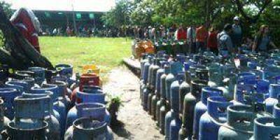 Gas: distribuidoras sin stock antes de la suba