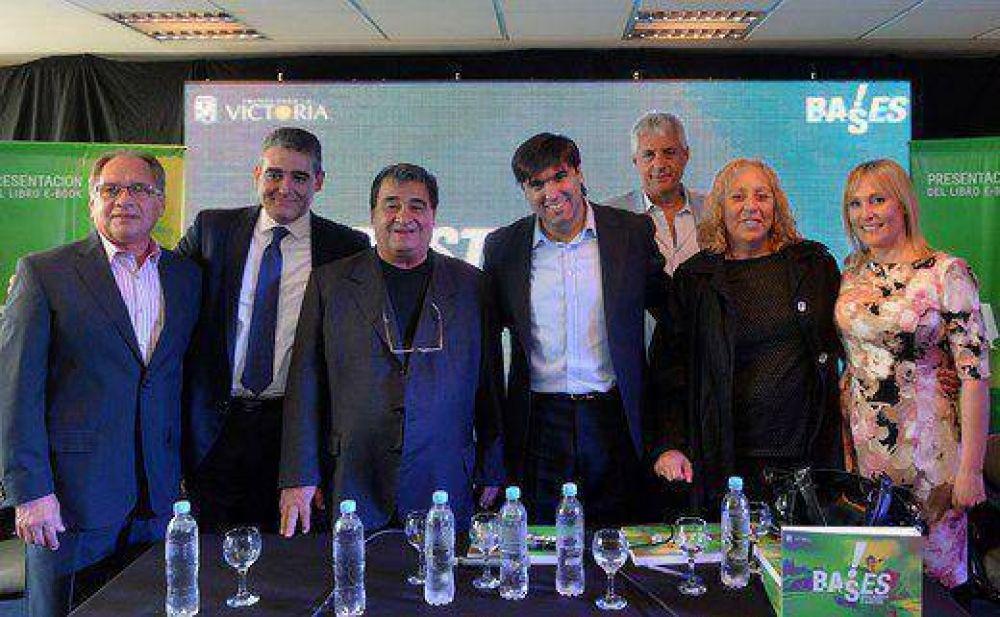 Fuerte apoyo de intendentes y dirigentes bonaerenses a la candidatura de Bossio