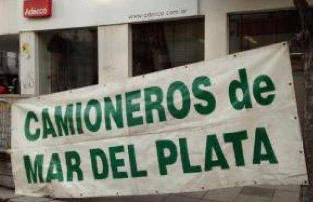 """Desde Camioneros denuncian una """"deuda del Gobierno de 2500 millones de pesos"""""""