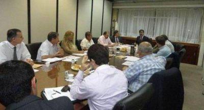 Formosa participó de la reunión sobre temas de minería del NEA