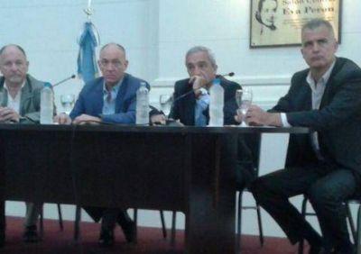 Carignani presidió la jornada de capacitación PROBAS