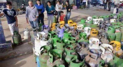 Defensor�a denuncia ante Naci�n que se especula con el precio de las garrafas de gas
