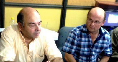 Giovanettoni aceptó la renuncia de Sualdea