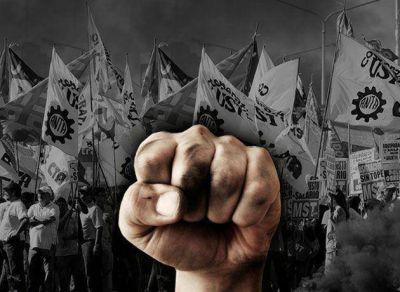 Estos son los sectores que se suman a la huelga nacional del 31M por Ganancias