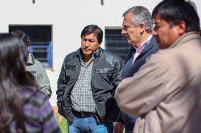 """Morales – """"La educación es una prioridad porque de ella depende el proyecto de vida de los niños"""""""