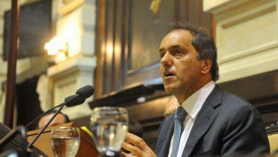 Scioli se compromete con la industria argentina