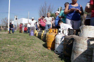 Termin� el plan Garrafa para Todos y el gas envasado subi� de $16 a $97