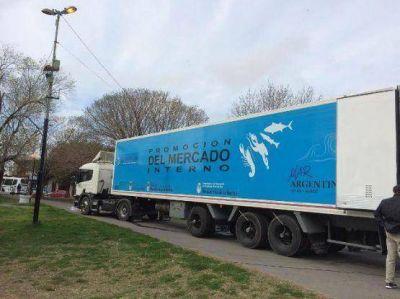 El Camión de Comprar Alimentos recorrerá la provincia