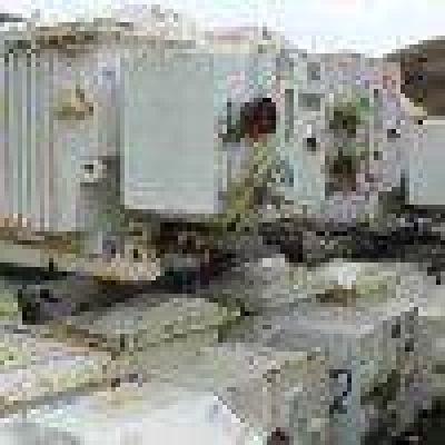 Arreglan transformadores de interior de mina de R�o Turbio