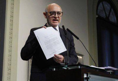 El gobierno pidi� la nulidad del fallo que declar� inconstitucional el memor�ndum con Ir�n