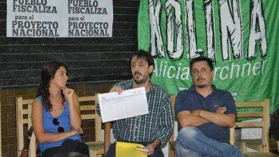 KOLINA Tigre lanz� �El Pueblo Fiscaliza para el Proyecto Nacional