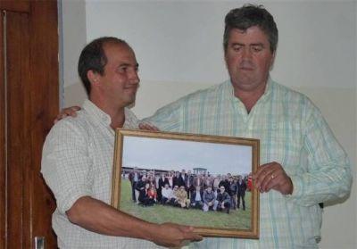 Pedro Vigneau reemplazó a Alzueta, un presidente que será ícono en la historia de la Rural