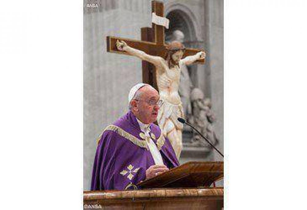 Francisco convoca oficialmente el Jubileo de la Misericordia el próximo 11 de abril