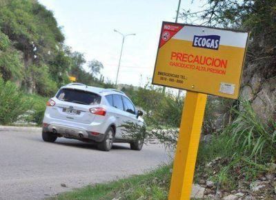 Siguen las trabas de Ecogas en Juana Koslay y El Trapiche