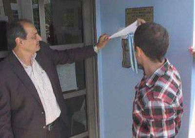 "Robles: ""Seguimos apostando fuertemente a la educación en Crespo"""