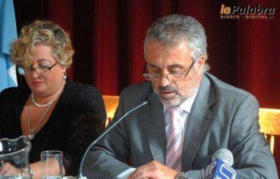 Con un repaso a sus 15 años de gestión, Curetti abrió las sesiones ordinarias del HCD