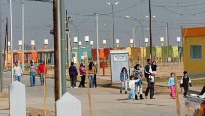 Ocuparon terrenos en Ampliaci�n Cabildo