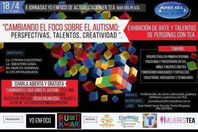 Jornada gratuita sobre Autismo