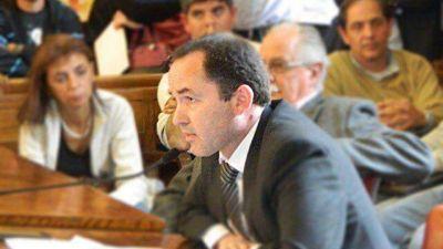 Fiorini, nuevo vicepresidente 1° del Concejo Deliberante