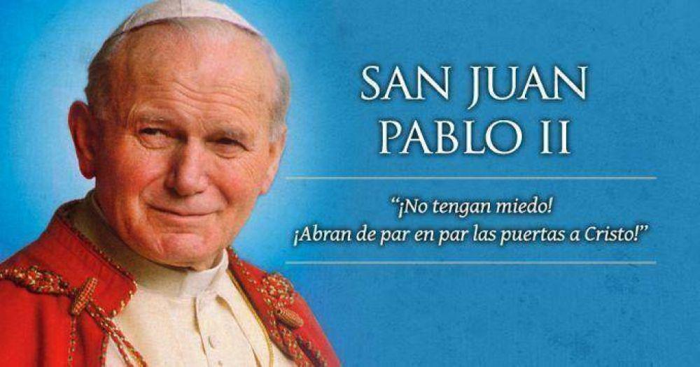 Un día como hoy hace 10 años San Juan Pablo II partió a la Casa del Padre