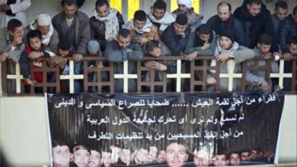 Lideres religiosos condenan la violencia contra los cristianos