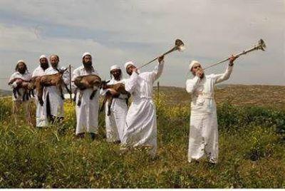 Se llev� a cabo la pr�ctica hist�rica del sacrificio de Pesaj en Jerusalem