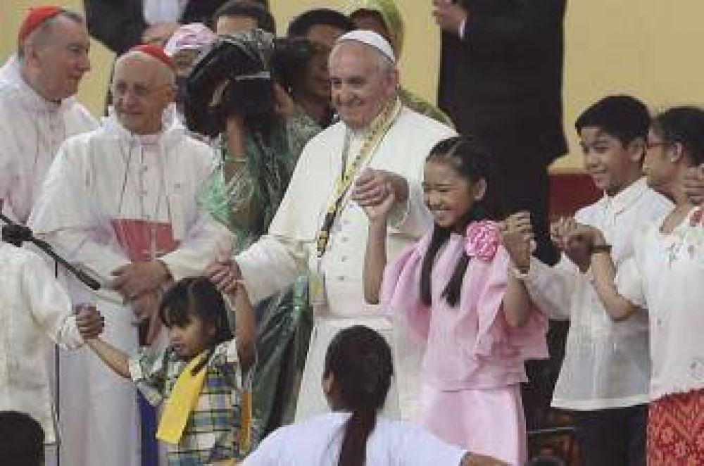 El Vaticano apoya la creación de una región autónoma musulmana en Filipinas