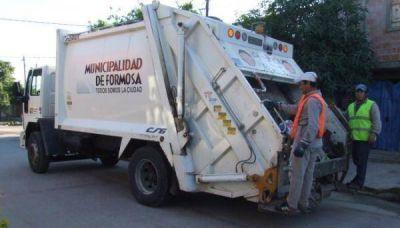 VIERNES SANTO NO HABRÁ RECOLECCIÓN DE RESIDUOS