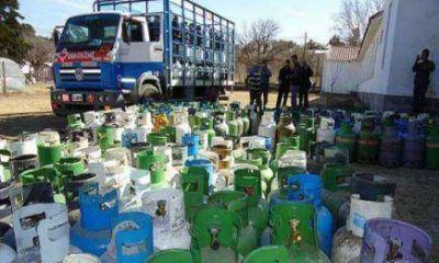 Garrafas de Gas: Ayer se inició el empadronamiento para acceder al subsidio