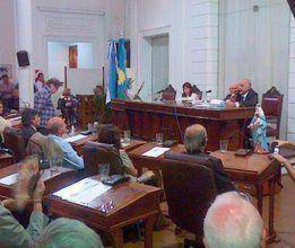 El Concejo inició su período de sesiones ordinarias