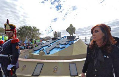 CFK orden� desclasificar los archivos secretos sobre la Guerra de Malvinas