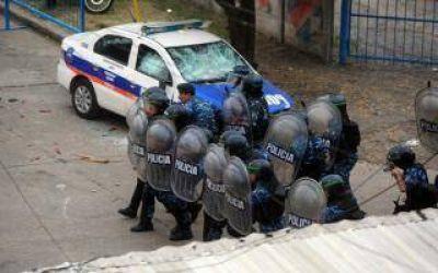 El massismo pidió informes sobre los disturbios en la cancha de Arsenal