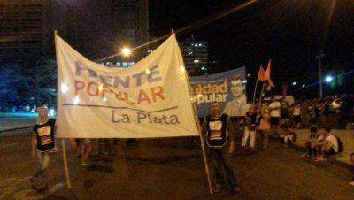 A dos años de trágica inundación, damnificados marcharon en La Plata