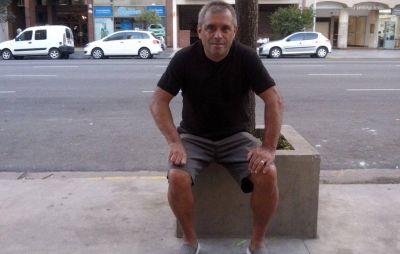 Daniel �Archi� Ayala, un ex combatiente que vive para el f�tbol