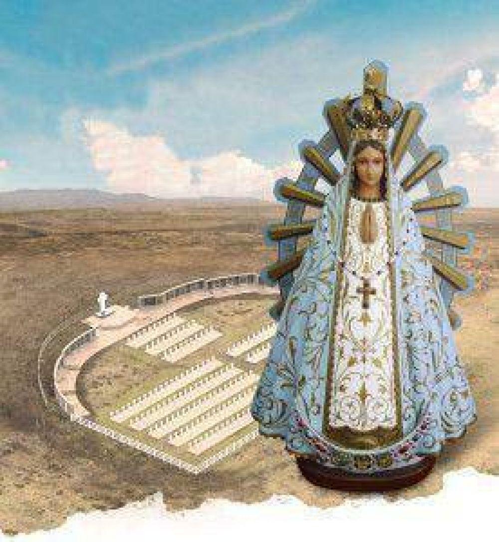 """Nuestra Señora de Malvinas"""" permanecerá en Ushuaia"""