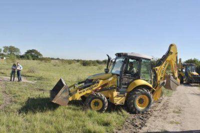 El Municipio recuperó más de 25 hectáreas que eran usurpadas en el predio Santa Catalina