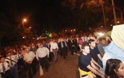 Se realizó en Córdoba la 90ª Manifestación de Fe