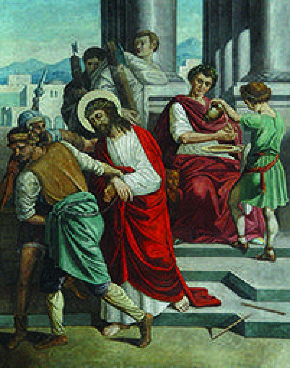 Las meditaciones para el Vía crucis que será presidido por el Pontífice la noche del Viernes santo