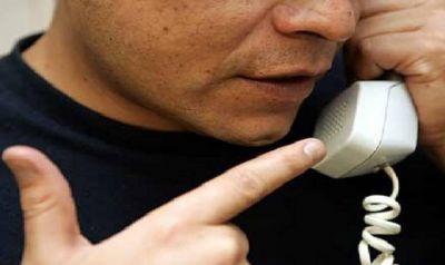 Secuestradores virtuales amenazaron a una familia mendocina en la madrugada