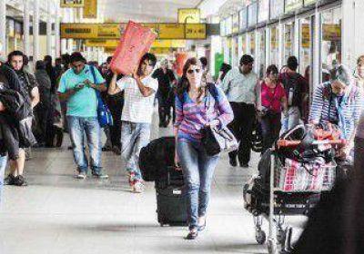 Más de 35 mil personas ya pasaron por la terminal