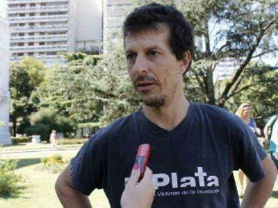 """Gabriel Colautti: """"Nosotros consideramos que esta causa excede cualquier bandera política"""""""