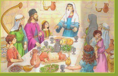 ¡Jag Sameaj Pesaj!¡Feliz Pascua de Resurrección!
