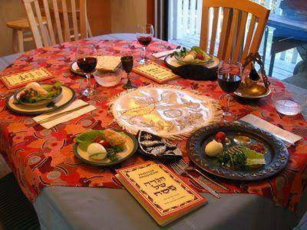 Recetas de comidas para Pesaj