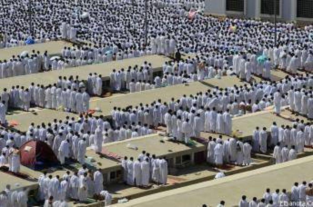 Población musulmana alcanzará 2760 millones en 2050