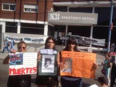 Mala praxis: El Sanatorio Bernal apuntado por pacientes y familiares
