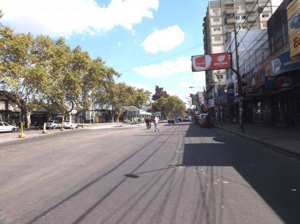 El paro fue total en Varela: Amenazan a Cristina con hacer otro de 36 horas