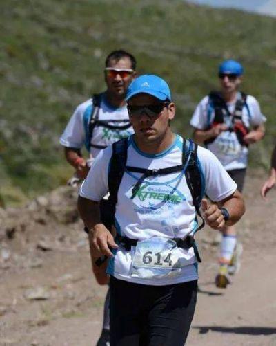Martin Córdoba correrá los 42k en San Martín de Los Andes