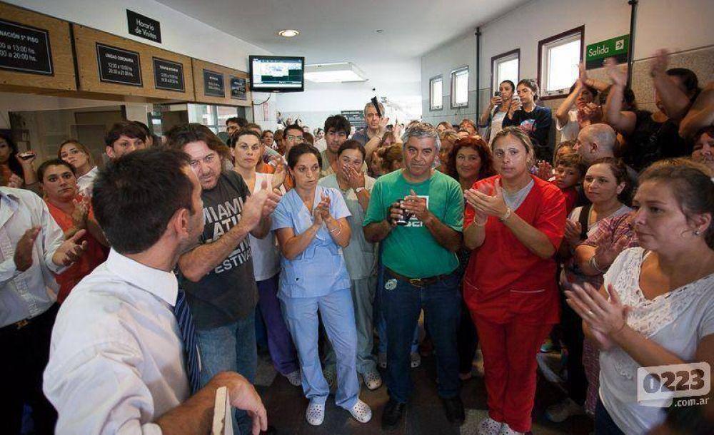 Emhsa: trabajadores cobrarán un subsidio mientras se regulariza su situación laboral