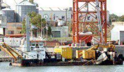 """""""Esta labor colaborara para que los barcos tengan más capacidad"""""""