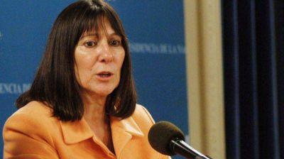 Se define la pena contra Felisa Miceli por la bolsa de dinero hallada en su despacho
